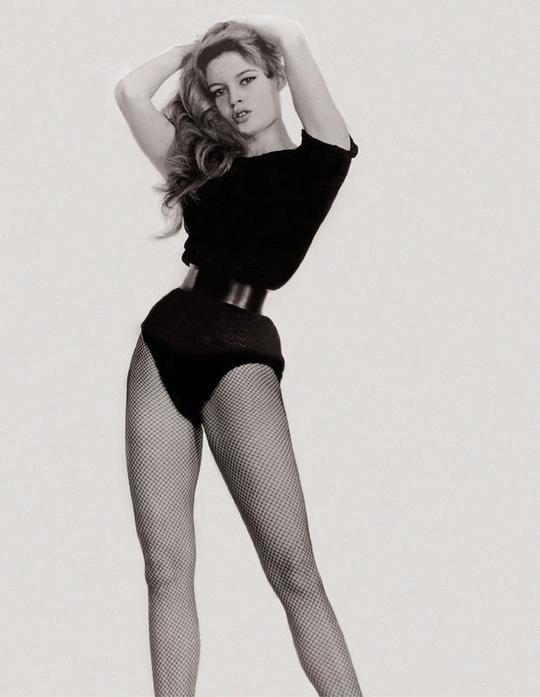 Brigitte Badot (fhotographies par sam levin)