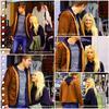 .   Ashley et son petit-ami le géant vont à Urth Café au West Hollywood un après-midi, 12 décembre .