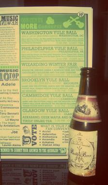 #ButterBeer'sTime