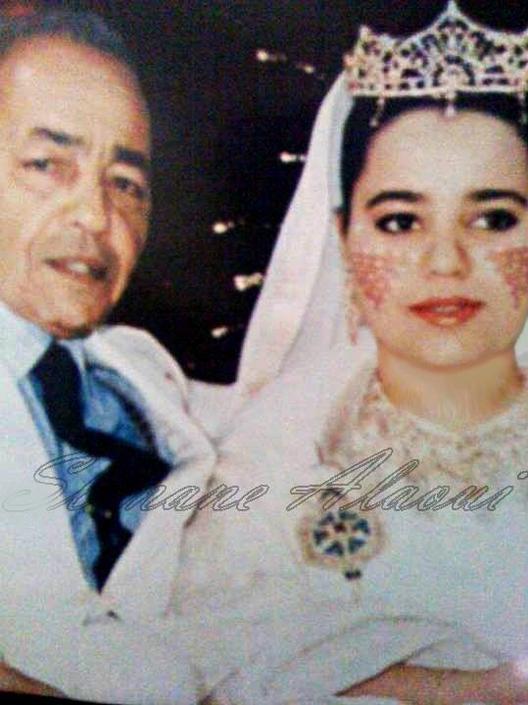 Princesses du Maroc: Diadèmes et vêtements de noces !