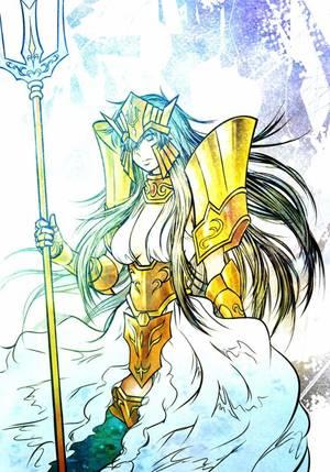 Sexy Saint Seiya Poseidon - TheStrayCat's blog - Skyrock com