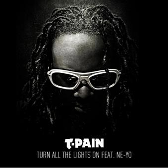 Découvrez la pochette du nouveau single de T-Pain!