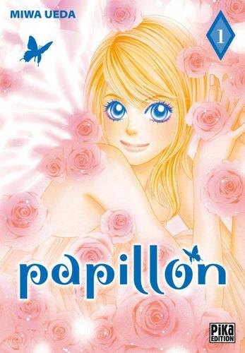 Papillon - Informations sur la manga + couvertures (tome 1 à 8)