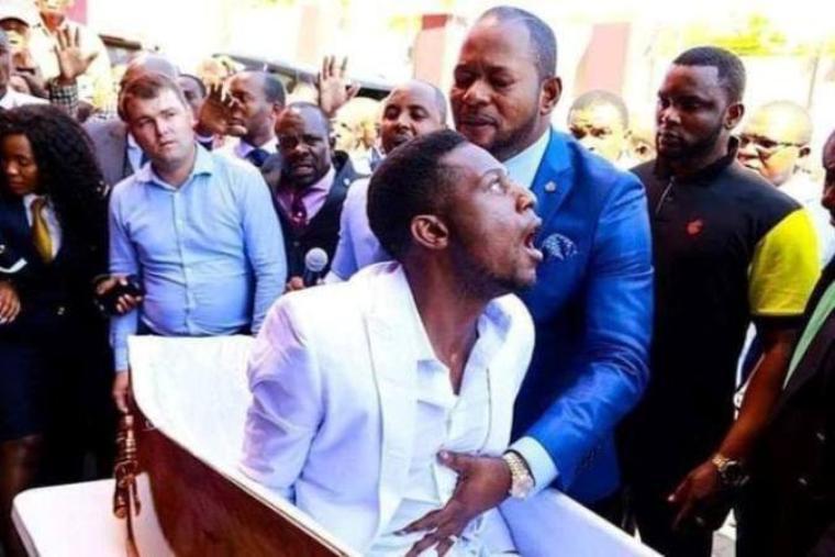 Afrique du Sud : un pasteur qui ressuscite les morts ?
