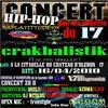 Concert organisé par rap lattitude 974