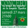 Concert à l'église du Château d'Oléron