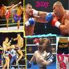 la boxe française , anglaise et thai