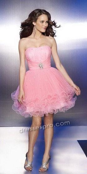 Features of the most gorgeous prom dresses - dresses