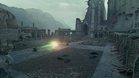 Tom Elvis Jedusor (alias Lord Voldemort) partie 3 (les Horcuxes et la mort)