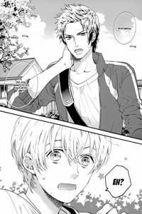 Manga Love Kids !! Genre : Yaoi[Comédie, Romance et Tranche de vie]