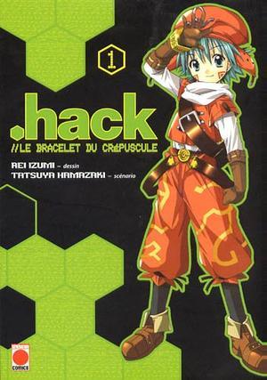 Manga/Anime/OAV/Films .Hack- Le bracelet du crépuscule Genre : Shonen[Comédie, Aventure et Fantastique]