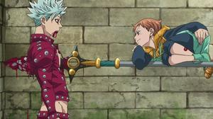Manga/Anime Nanatsu No Taizai Genre : Shonen [Action, Aventure, Comédie, Fantastique et Surnaturel]