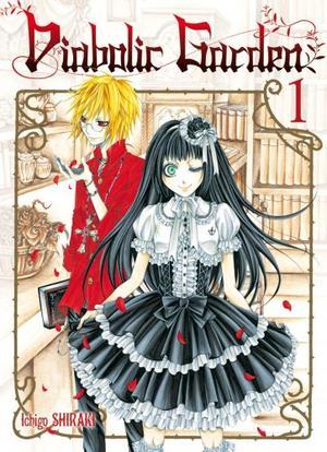 Manga Diabolic Garden Genre : Shonen