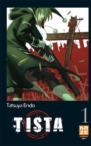 Manga Tista Genre : Shonen[Suspense, Thriller, Policier, Action, Fantastique et Drame]