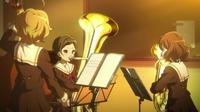 Anime Hibike! Euphonium  Genre : Shojo[Ecole, Musique, Comédie et Amitié]