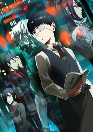 Manga/Anime Tokyo Ghoul Saison 1  Genre : Seinen[Drame, Fantastique, Horreur, Psychologique et Surnaturel]