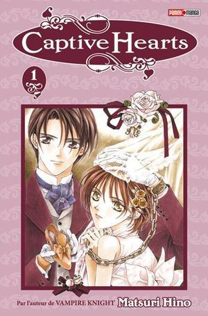 Manga Captive HeartsGenre : Shojo[Comédie, Romance et Fantastique]