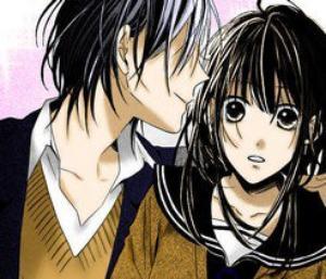 One shot   Akuma wa Sasayaku  Genre : Shojo[Romance et Ecole]