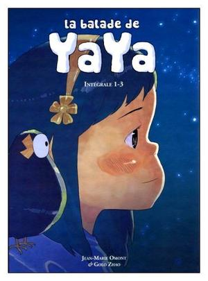 Manhua (manga chinois)La balade de Yaya Genre : Kodomo [Drame, Guerre, Historique et Tranche de vie ]
