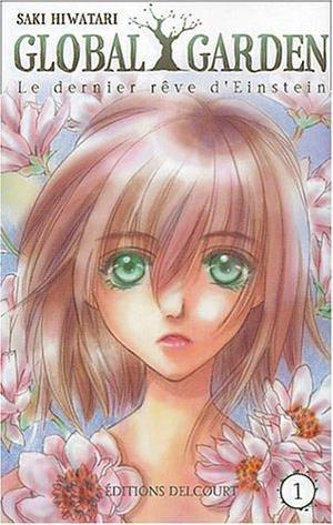 Manga  Global Garden - Le dernier rêve d'Einstein-Genre : Shojo[Fantastique, Historique, et Romance]