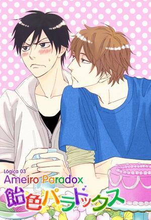 Manga  Ameiro Paradox Genre : Yaoi [Romance et Comédie]