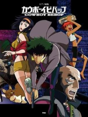 Anime CowBoy Bebop Genre : Shonen[Action, Aventure, Comédie, Drame et Science-fiction]