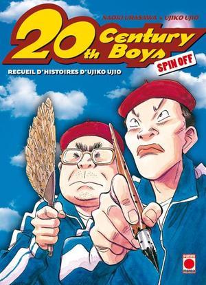 One Shot 20th Century Boys Spin off Genre : Seinen[Histoires Courtes, Suspense, Tranche de vie et Comédie]