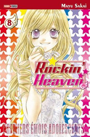 Manga  Rockin Heaven Genre : Shojo[Romance, Comédie, Amitié et Ecole]