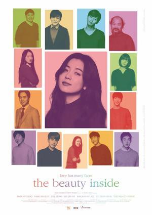Film : Coréen The Beauty Inside 127 minutes[Romance, Fantastique et Comédie]