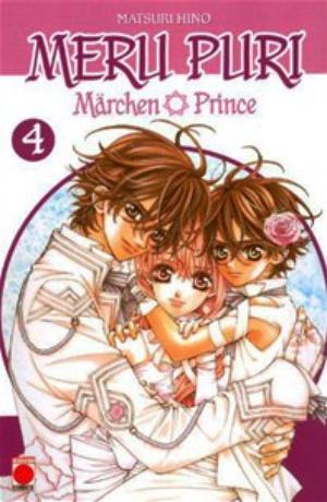 Manga Meru Puri - The Märchen Prince Genre : Shojo[Romance, Magie, Comédie et Ecole]