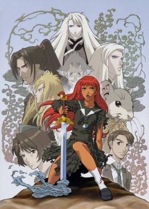 Anime  Les 12 royaumes  Genre : Shojo[Fantastique et Drame]