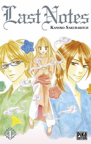Manga Last Notes  Genre : Shojo[Romance et Fantastique]