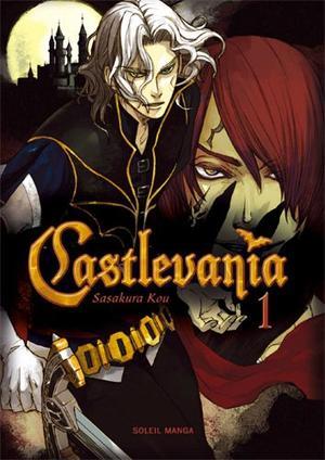 Manga Castlevania Shonen[Aventure et Fantastique]