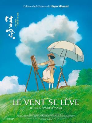 Film d'animation Le vent se lève 126 minutes[Romance, Drame, Guerre et Autobiographie]
