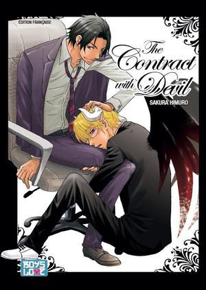 One Shot The contract with devil Genre : Yaoi[Romance et Comédie]