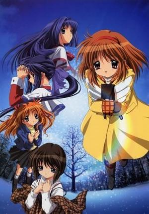 Anime Kanon (2006) Genre : ??? [Drame, Comédie, Surnaturel et Romance]