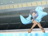 Anime Ginban Kaleidoscope  Genre : Shojo[Romance, Sport, Comédie et Surnaturel]