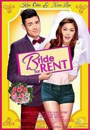 Film : Philippin Bride for Rent 115 minutes[Romance et Comédie]