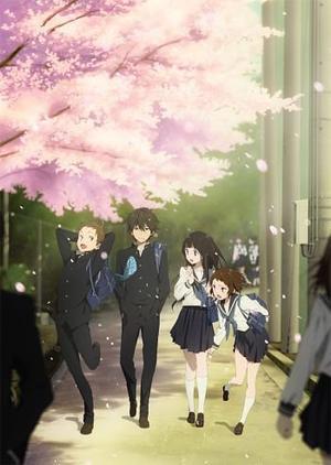 Anime Hyouka Genre : Shonen[Ecole, Tranche de vie, Mystère, Drame et Enquêtes/Enigmes]