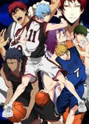 Anime/Manga Kuroko No Basket Saison 1 Genre : Shonen[Comédie, Amitié et Sport]