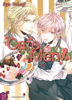 One Shot Café Men! Genre : Yaoi [Romance, Comédie et Tranche de vie]