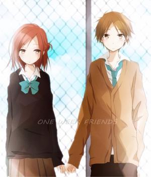 Anime Isshuukan Friends Genre : Shojo [Tranche de vie, Ecole et Amitié]