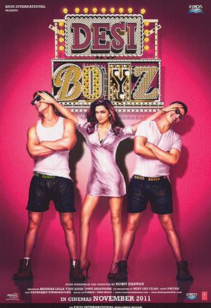 Film : Bollywoodien Desi Boyz 122 minutes[Drame et Comédie]