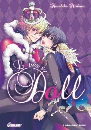 One Shot Lover's Doll  Genre : Yaoi[Psychologique, Romance et Comédie]