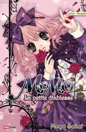 Manga Momo la petite diablesse  Genre : Shojo[Romance, Comédie, Fantastique et Surnaturel]