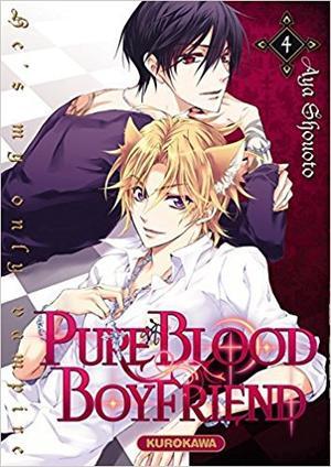 Manga PureBlood Boyfriend Genre : Shojo[Romance, Drame et Fantastique]