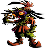 skull kid .