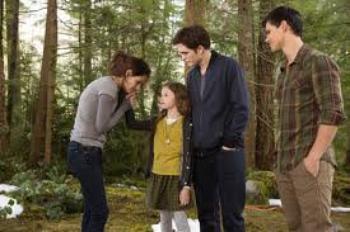 Twilight chapitre 5: Breaking Dawn Part 2