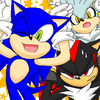 Sonic,Silver,Shadow !!! =P