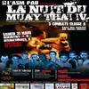 La Nuit du Muay Thai